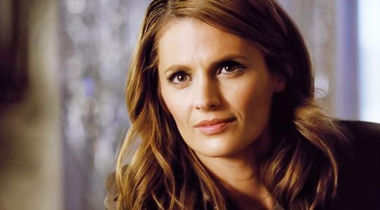 Kate Beckett Perfect Hair