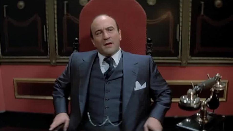 Robert De Niro Untouchables Al Capone I Want Him Dead