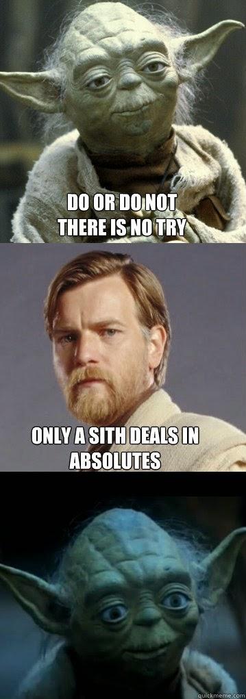 Yoda Meme Do You Have a W...