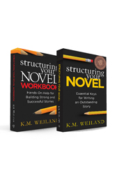 Structuring Your Novel Box Set 165-2