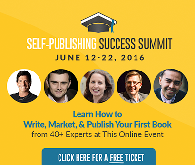Self-Publishing Success Summit