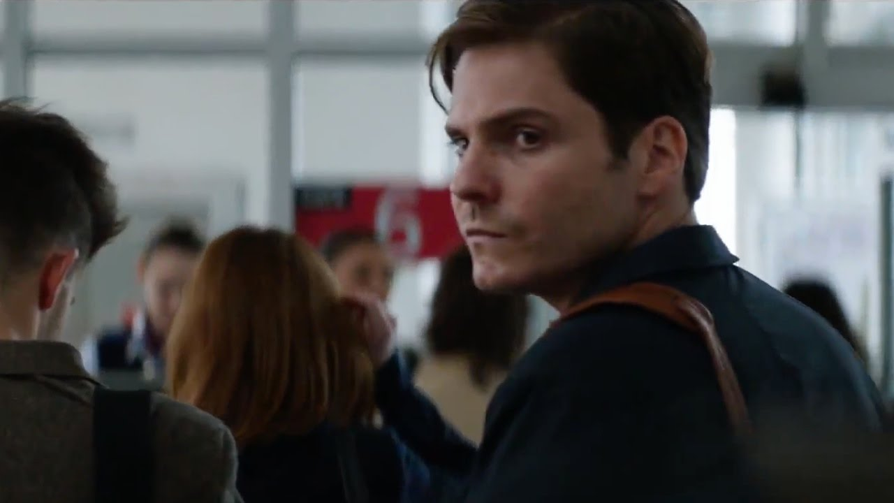 Daniel Bruhl Baron Zemo Captain American Civil War