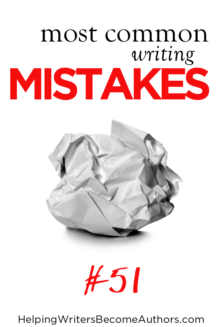 most common writing mistakes 51