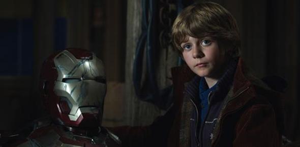 Harley Keener Iron Man 3