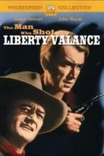 The Man Who Shot Liberty Valance John Ford Wayne James Stewart