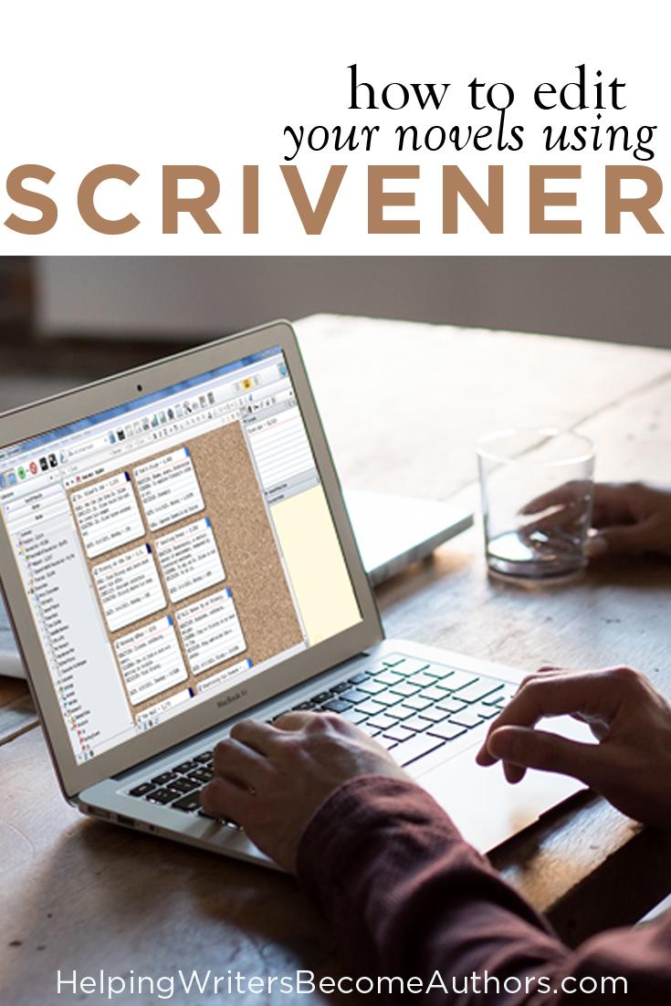 Sanskrit Of The Vedas Vs Modern Sanskrit: How To Use Scrivener To Edit Your Novels