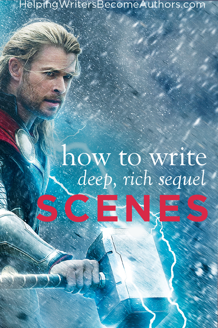 How to Get the Most Out of Your Sequel Scenes - Helping Writers ...