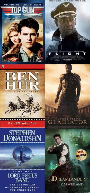top-gun-flight-ben-hur-gladiator-lords-foul-bane-dreamlander