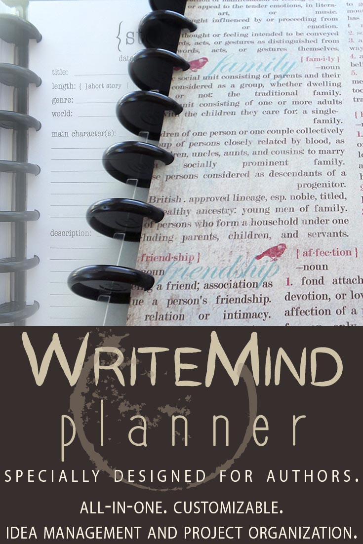 The Write Mind Planner Review of New Writing Journal