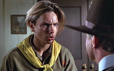 River Phoenix Indiana Jones and the Last Crusade