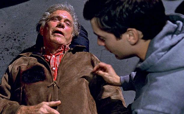 Uncle Ben's Death in Spider-Man Tobey McGuire