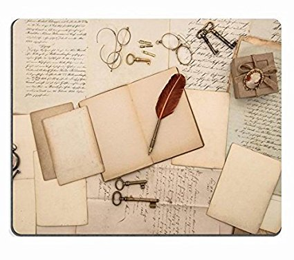 Gift for Writers 1: Writing Accessories Mousepad
