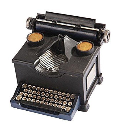 Gift for Writers 14: Typewriter Trinket Box