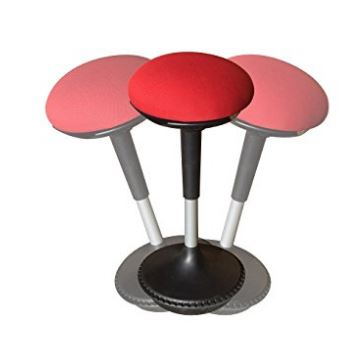 Gift for Writers 20: Ergonomic Wobble Stool Desk Chair