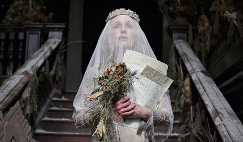 Miss Havisham Gillian Anderson Great Expectations