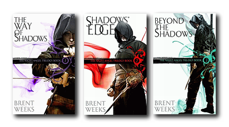 Night Angel Trilogy Brent Weeks