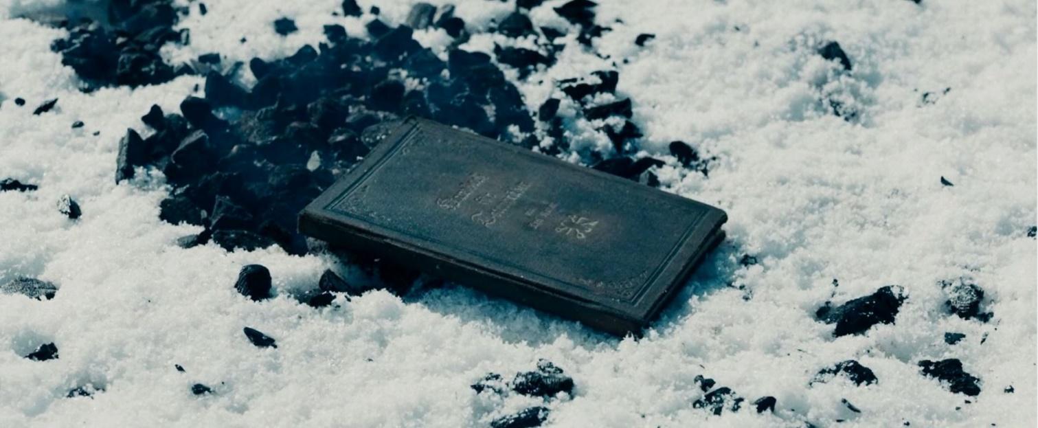 Book Thief Gravedigger's Handbook