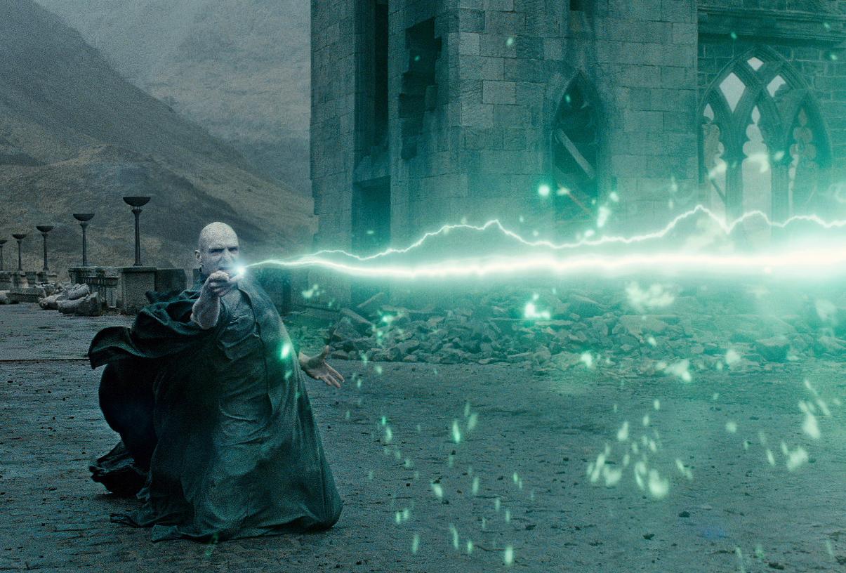 Voldemort Deathly Hallows