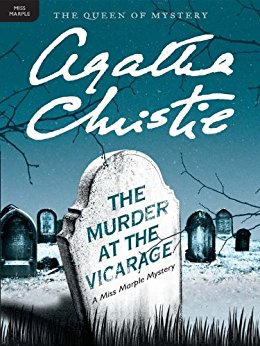 Murder at the Vicarage Agatha Christie