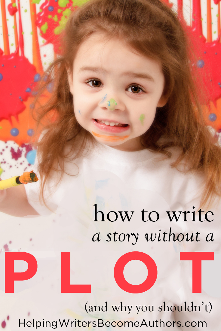 How to Write a Story Without a Plot (and Why You Shouldn't)