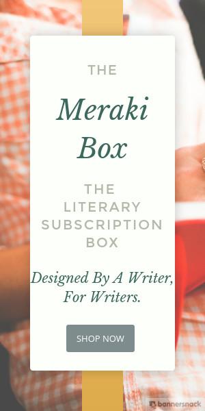 Great Gift for Writers! Meraki Writers Subscription Box