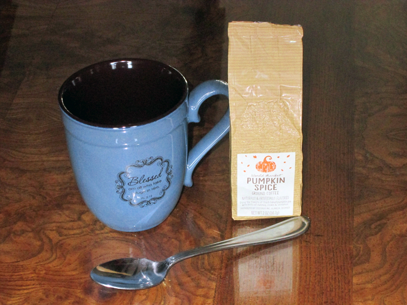Meraki Literary Subscription Box Coffee
