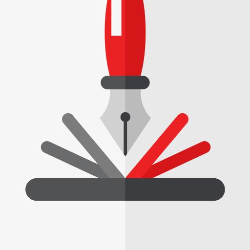 Outlining Your Novel Workbook computer program logo