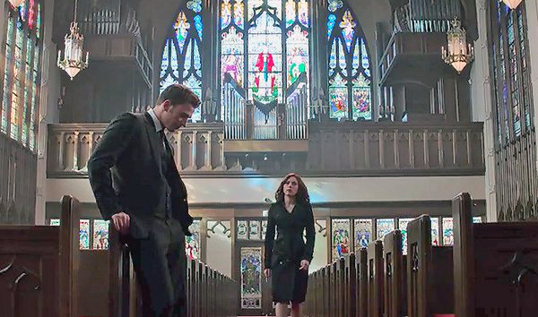 Captain American Civil War Peggy's Funeral