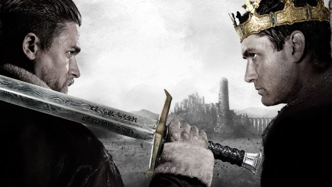 King Arthur Legend of the Sword Chalie Hunnam Vortigan Jude Law