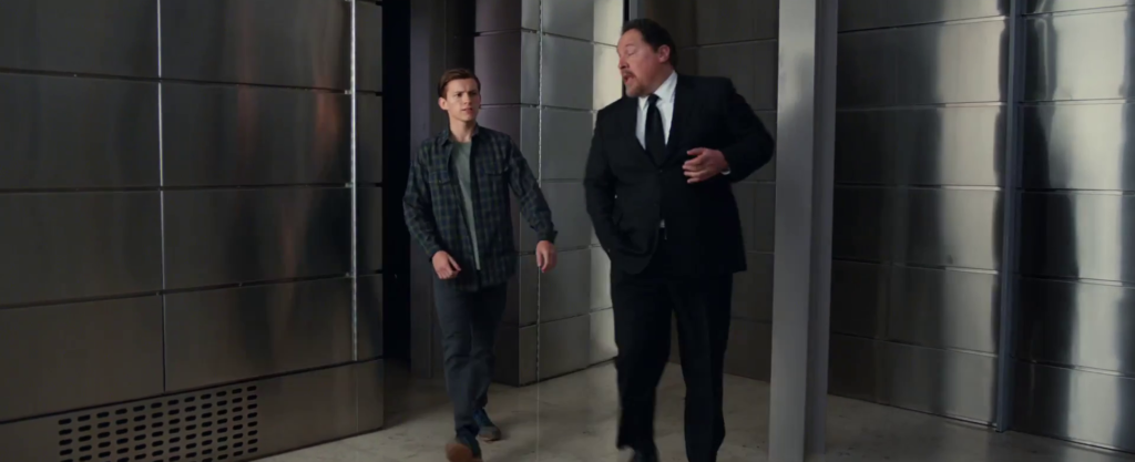 Spider-Man Homecoming Happy Hogan