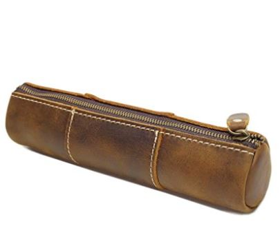 8 Leather Pen Case