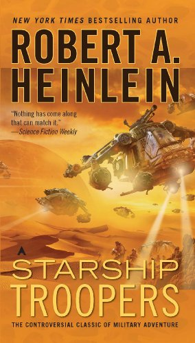 Starship Troopers Robert A Heinlein