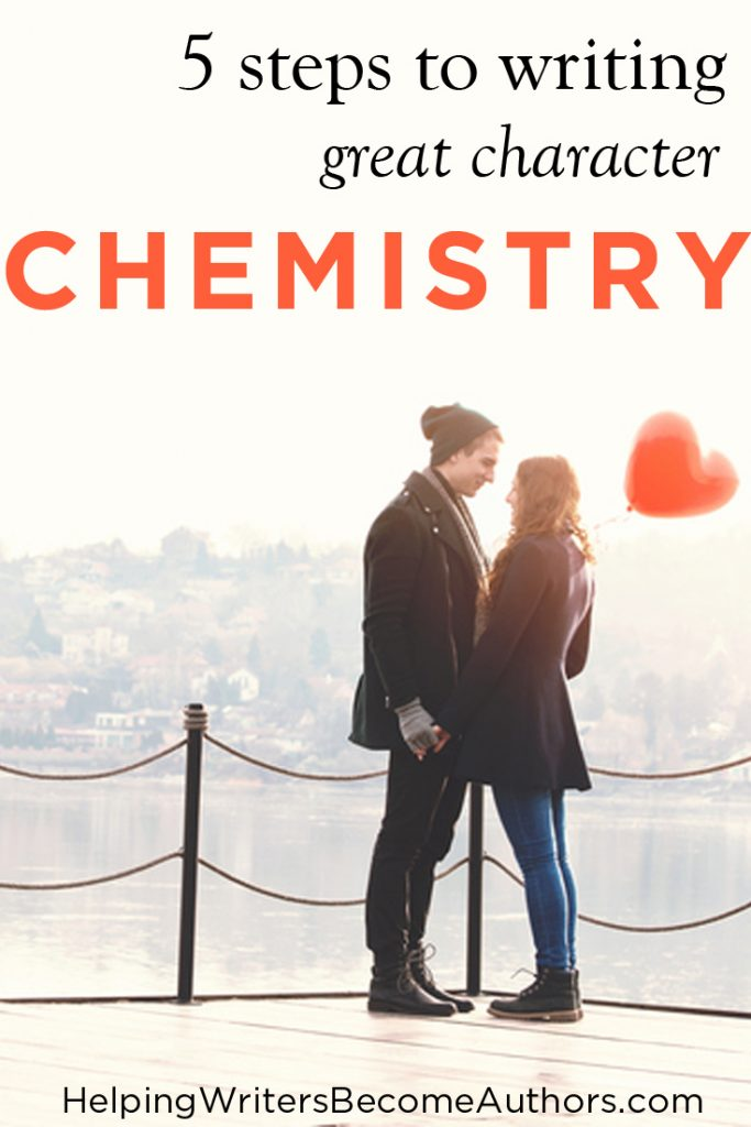 5 Steps to Writing Great Character Chemistry