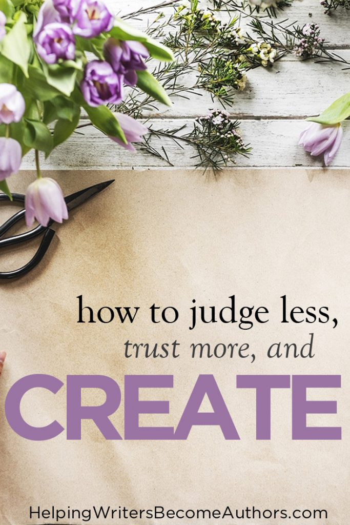 How to Judge Less, Trust More, and Create Pinterest2