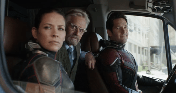 Ant-Man and the Wasp Hank Hope Scott