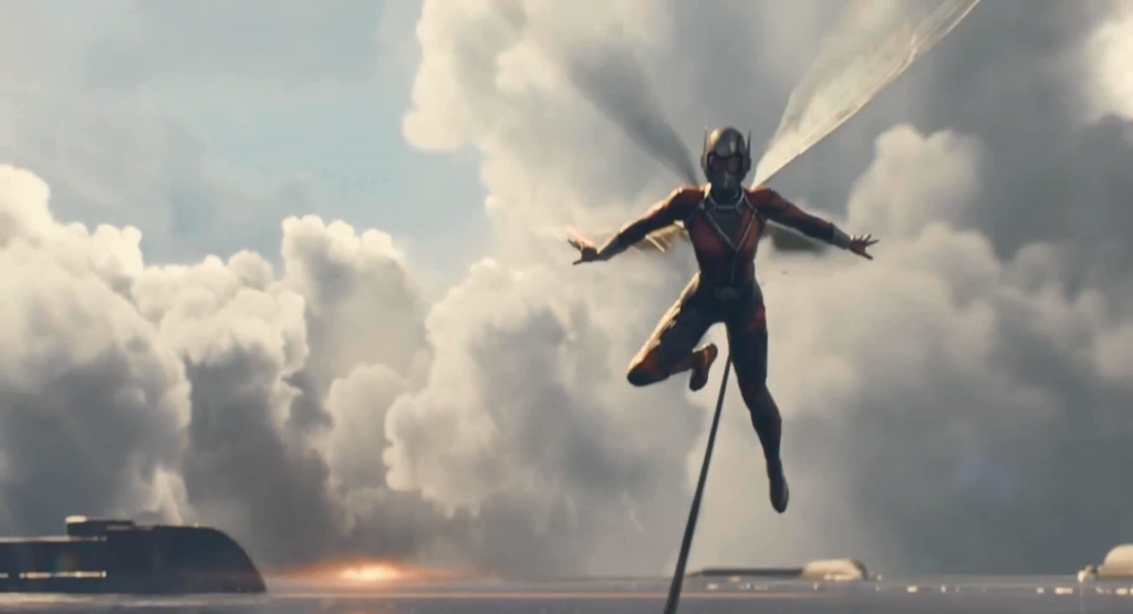 Ant Man and the Wasp Janet Van Dyne