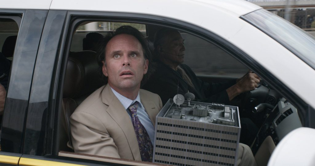 Ant-Man and the Wasp Walton Goggins Sonny Burch